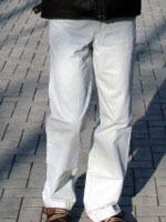 мужские джинсы пошив