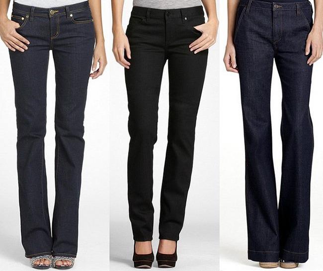 классические джинсы пошив