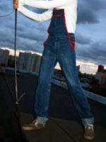 джинсовый комбез пошив