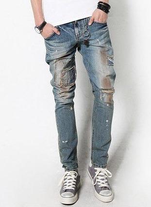 пошив мужских джинс